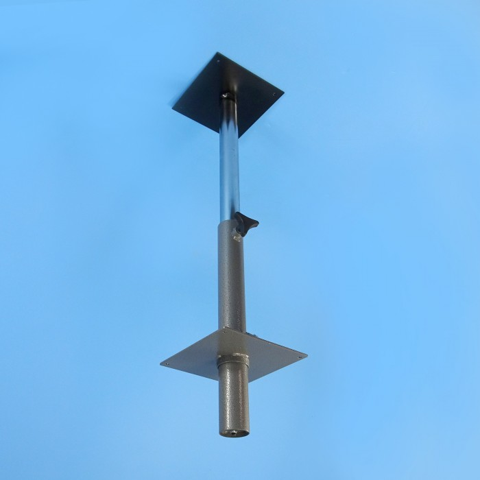 High Quality Telescopic Table Leg, With Gas Strut Full Extend 883mm.