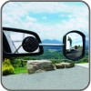 Camec Towing Mirror - Suction Fitting - Mirror Mounted - Single