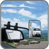 Camec Clip-on Towing Mirror - Single