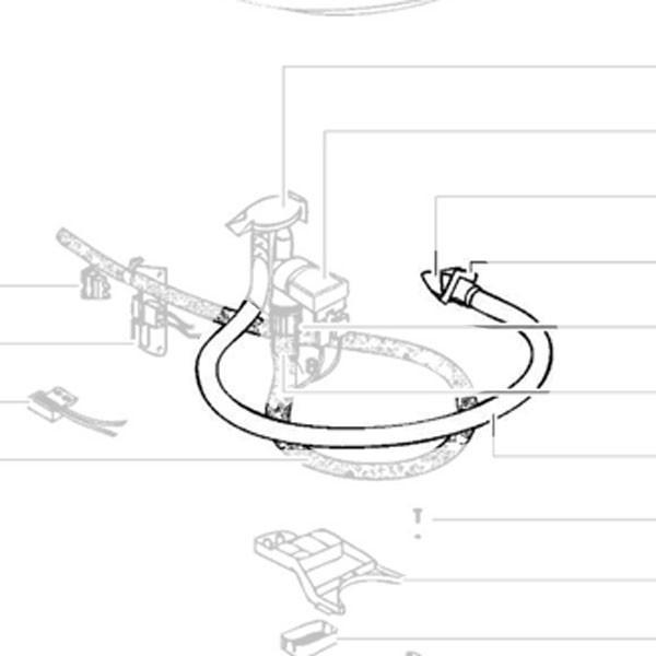 caravansplus 23710 62 water nozzle suit thetford c200. Black Bedroom Furniture Sets. Home Design Ideas