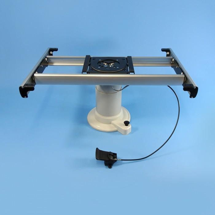 Nuova Mapa Telescopic Table Leg - 330mm to 710mm Adjustable