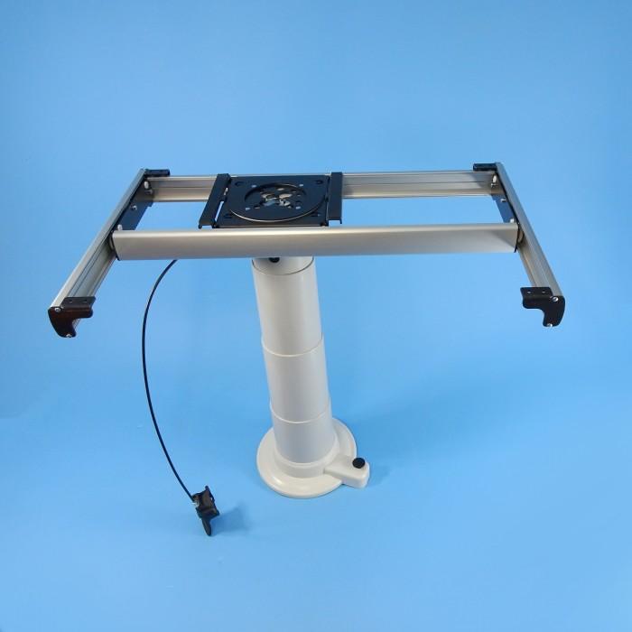 Caravansplus Nuova Mapa Telescopic Table Leg Tables