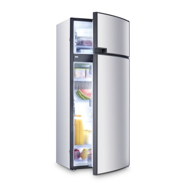 Dometic RMDX 21 MES Fridge - 190 Litre, Right Hinge - Gas / 12v / 240v. 525w x 1245h