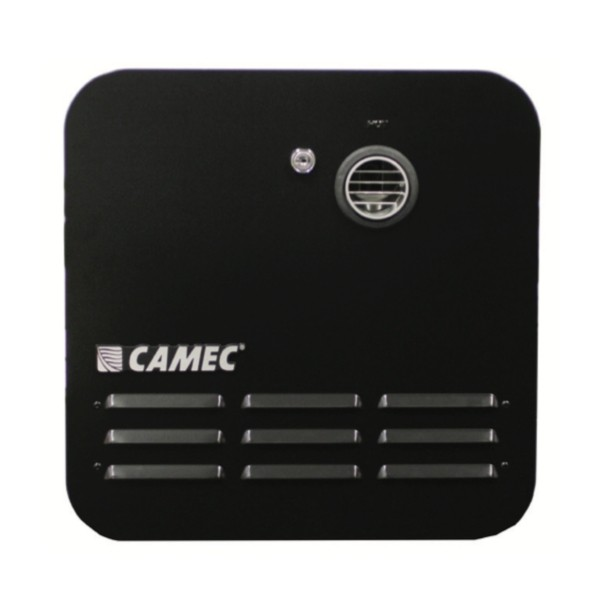 Camec Instant Gas Hot Water Heater - Black