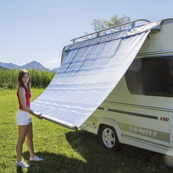 Fiamma CaravanStore Awning - 1.9m - Royal Grey
