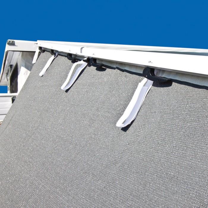 Caravansplus Cgear End Wall Screen Suit Caravans Grey