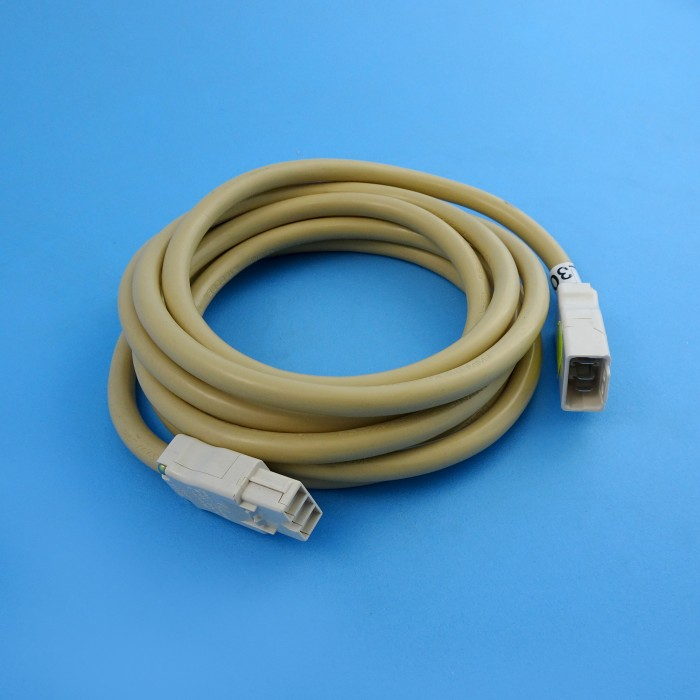 CMS DIY 240V Interconnecting Cables, Rated Up To 20amp, 3500mm