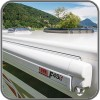Fiamma F45 S Sleek Design In Closed Position