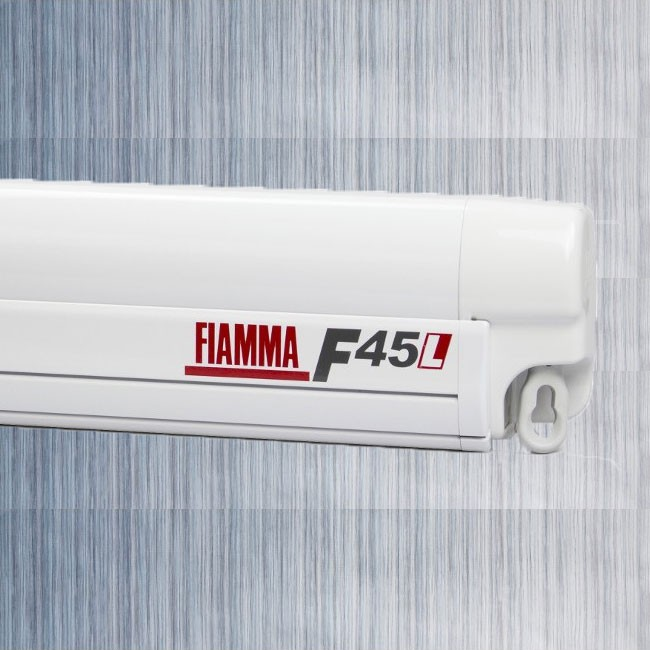 Fiamma F45 S Awning - 2.6m - Royal Blue
