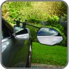 Milenco Falcon Towing Mirrors - Mirror Mounted - Pair