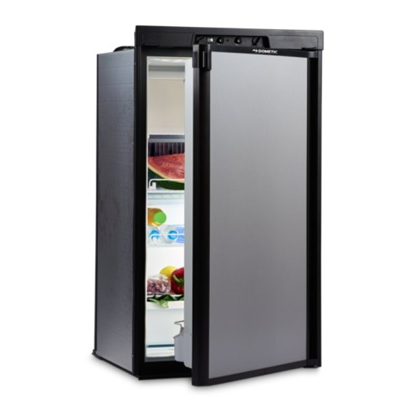 Dometic RM2553 Fridge - 150 Litre - Gas / 12v / 240v. 602w x 1083h