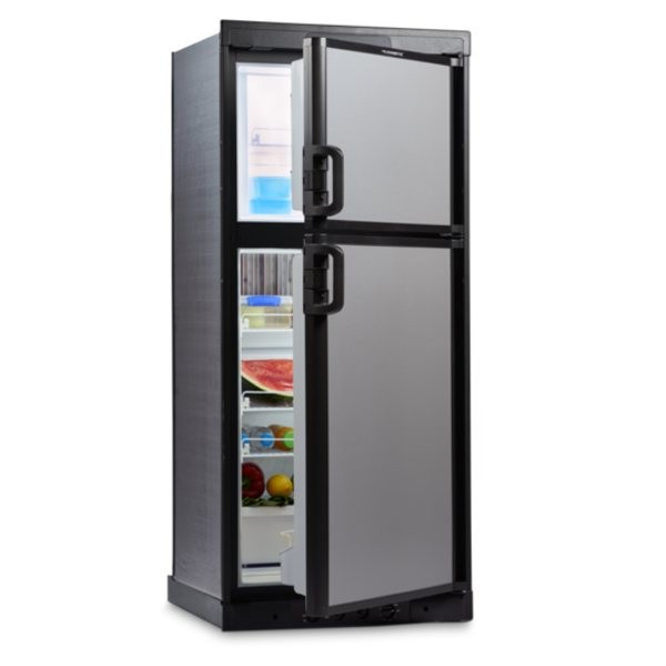 Dometic RM4601 Fridge - 186 Litre - Gas / 12v / 240v. 607w x 1415h