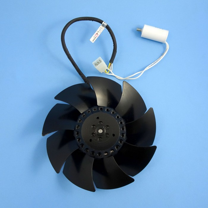 8001052: Condenser Fan - 3 Speed - Suit Aircommand Ibis Air Conditioners