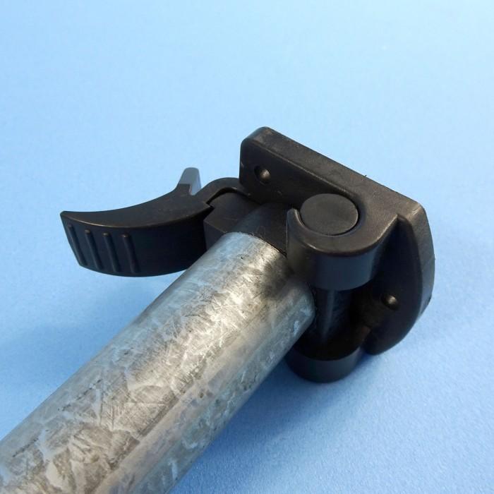 Caravansplus Folding Tube Table Leg Spare Hinge Only