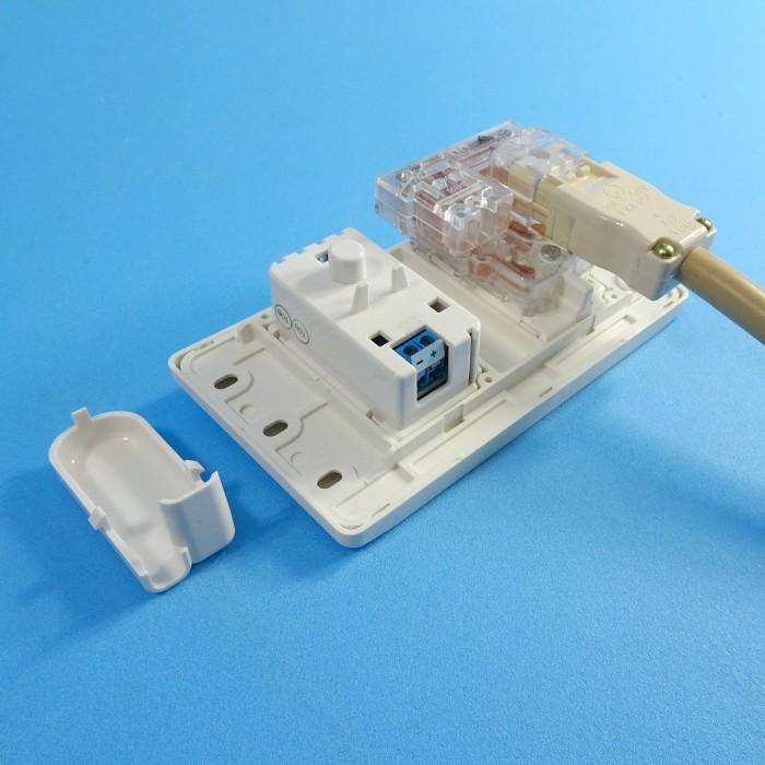 CaravansPlus: CMS DIY 240V Double Pole, Single Power Point with Dual ...