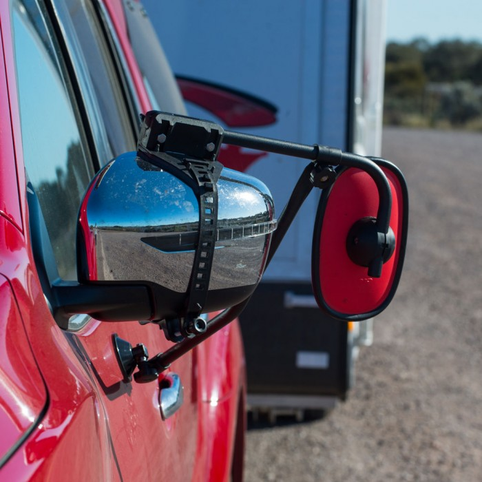 ORA Rossa Towing Mirror - Mirror Mounted - Pair