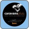 'Fridge Full Of Beer' Spare Wheel Cover - 790mm Diameter