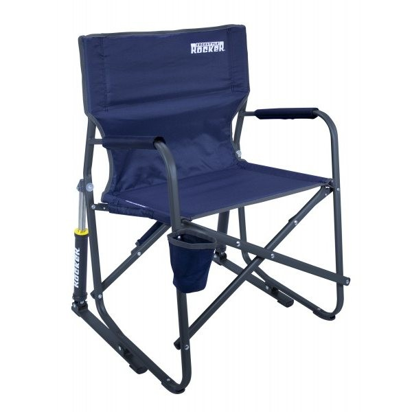 Wide & Comfy Rocking Camp Chair