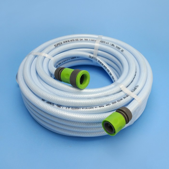 Drinking Water Hose, 1/2 Inch ID, 20m Roll