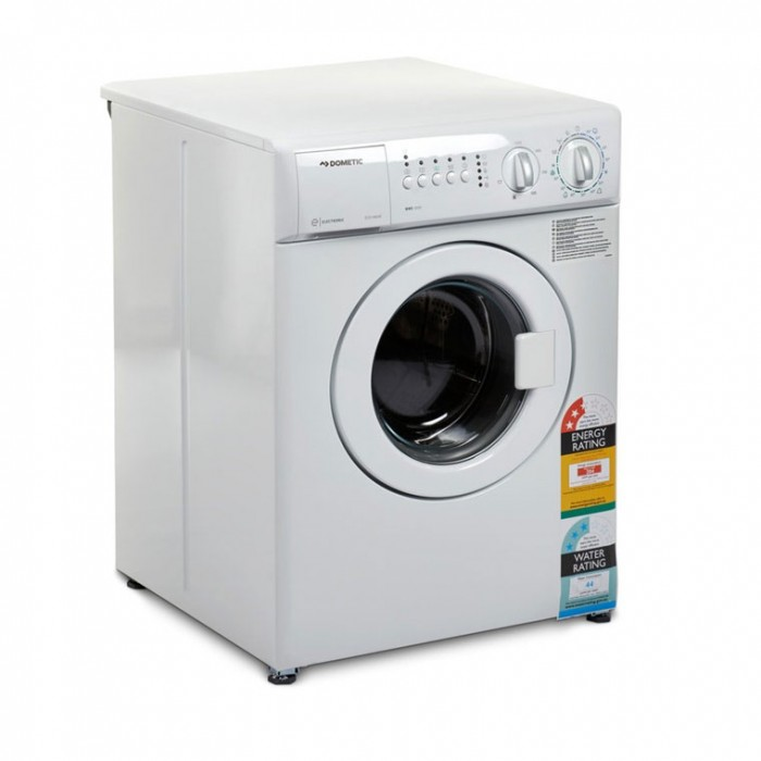 Dometic WMD-1050 Compact Front Loading Washing Machine - 3kg Capacity