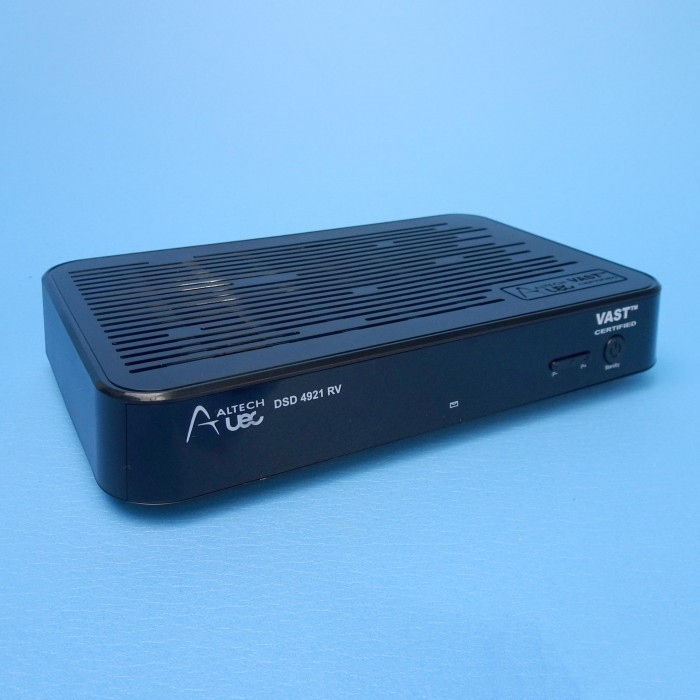 Vast DSD4921RV HD Satellite Decoder / PVR