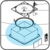 10-20211: Garnish Ring (5.75in) - Suit All MaxxFan Vents