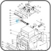 SPCC0948: Hot Plate Control Switch- Suit Thetford Caprice Mk3 D/fuel