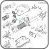 39080-17500: Dome Bearing - Suit Truma E2400 Gas Heater