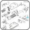 10170-00: Gas Elbow 8mm - Suit Truma E2400 Gas Heater