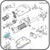 39020-02500: PCB Housing Assembly - Suit Truma E2400 Gas Heater