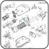 39050-59000: Heat Exchange Seal - Suit Truma E2400 Gas Heater