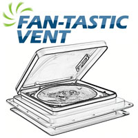 Spare Parts Diagram - Fan-tastic 3350 Roof Vent